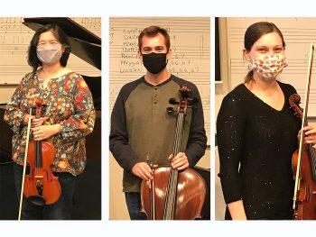 UMA string trio Fall 2020